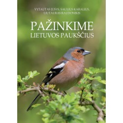 Discover Lithuanian birds